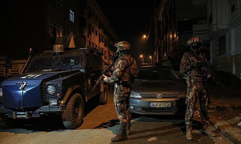 قوات مكافحة الإرهاب التركية (الأناضول)