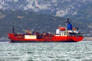 سفينة ميلودي 13 من كانون الأول Marine Traffic