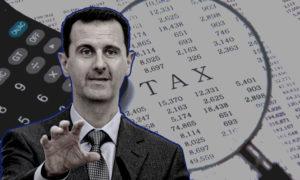 بشار الأسد يتوجه لتحصيل التهرب الضريبي في سوريا (عنب بلدي)