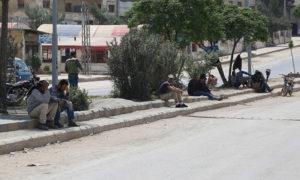 شباب سوريون بلا عمل