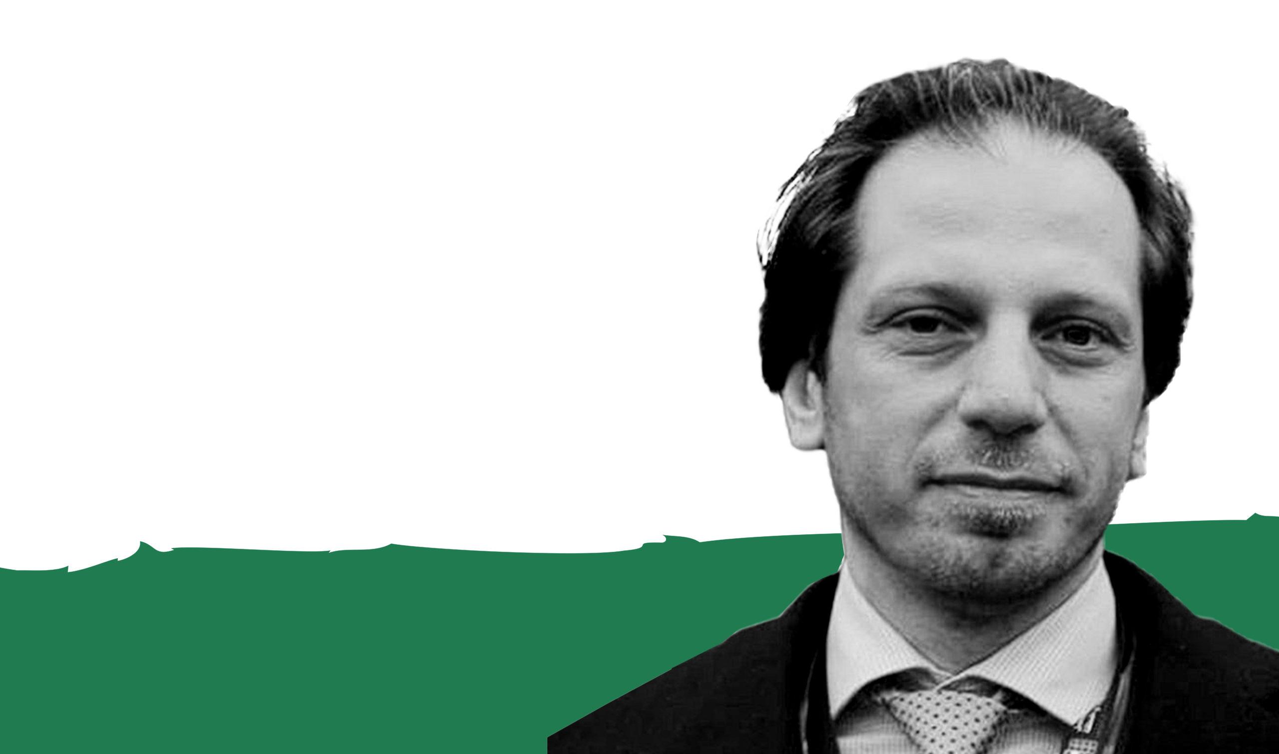 رئيس الشبكة السورية لحقوق الإنسان فضل عبد الغني