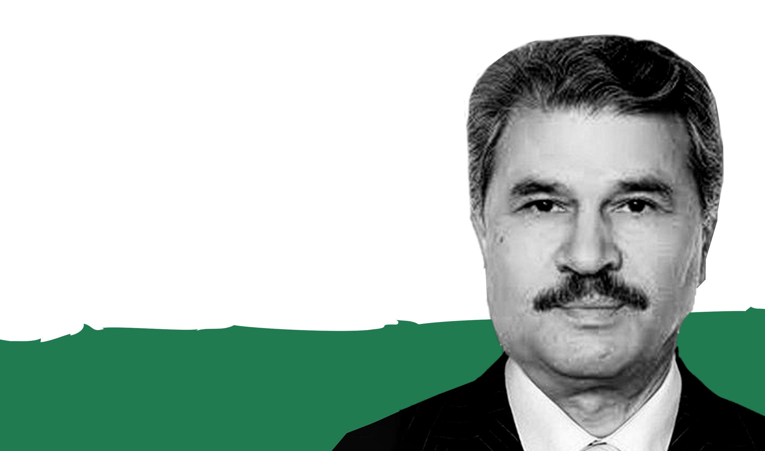 الباحث والمعارض السوري محمود حمزة