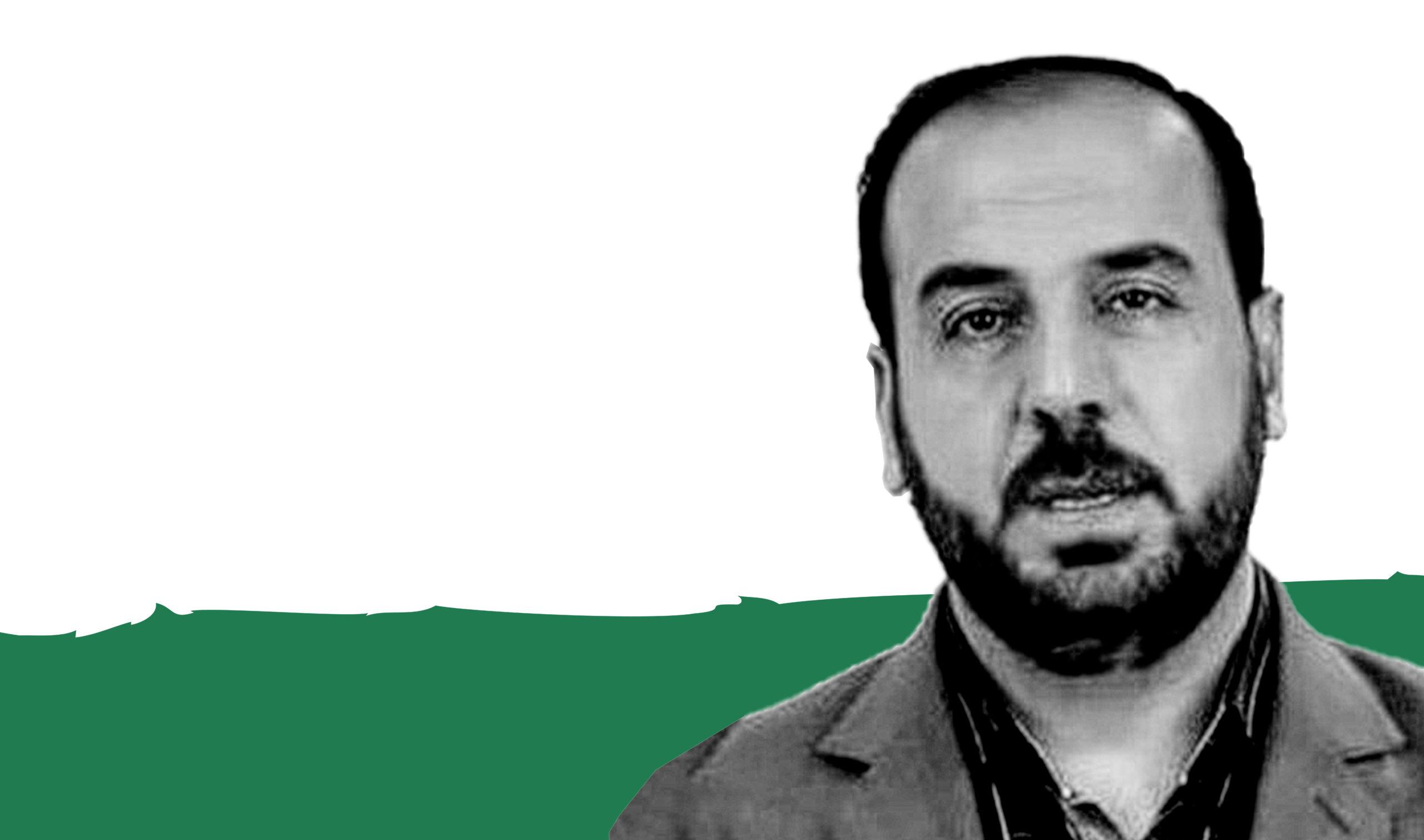 رئيس الائتلاف الوطني السوري نصر الحريري