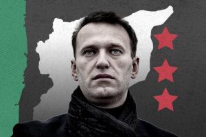 المعارض الروسي أليكسي نافالني (تعديل عنب بلدي)