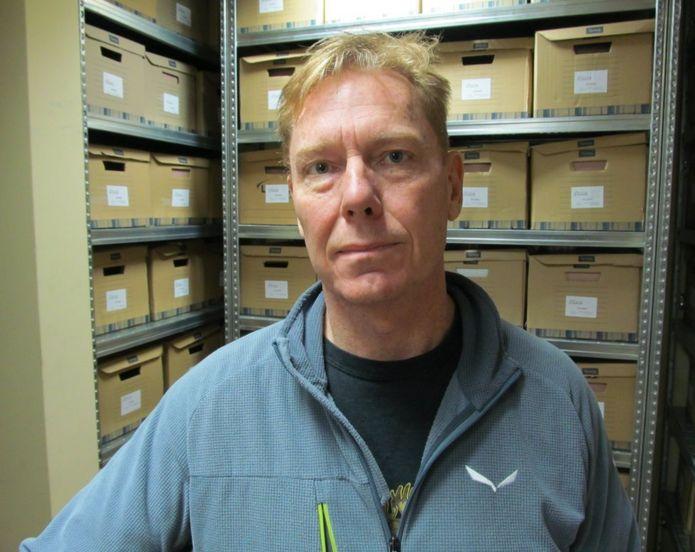 """بيل وايلي ونحو 1.3 مليون وثيقة في أرشيف """"Cija"""""""