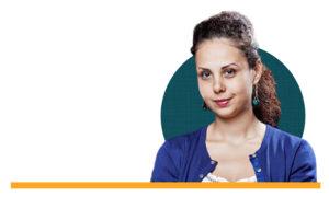 الناشطة السورية يارا بدر