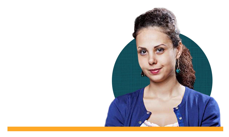صحفية سورية وناشطة في مجال حقوق الإنسان