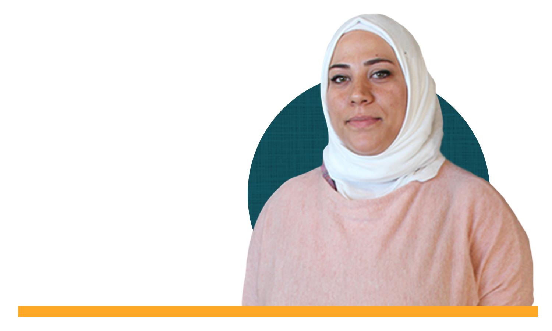 صحفية سورية وعضو مجلس إدارة مؤسسة عنب بلدي بلدي