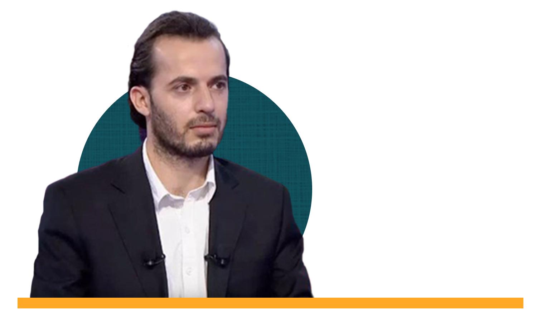الناشط الإعلامي إبراهيم الإدلبي
