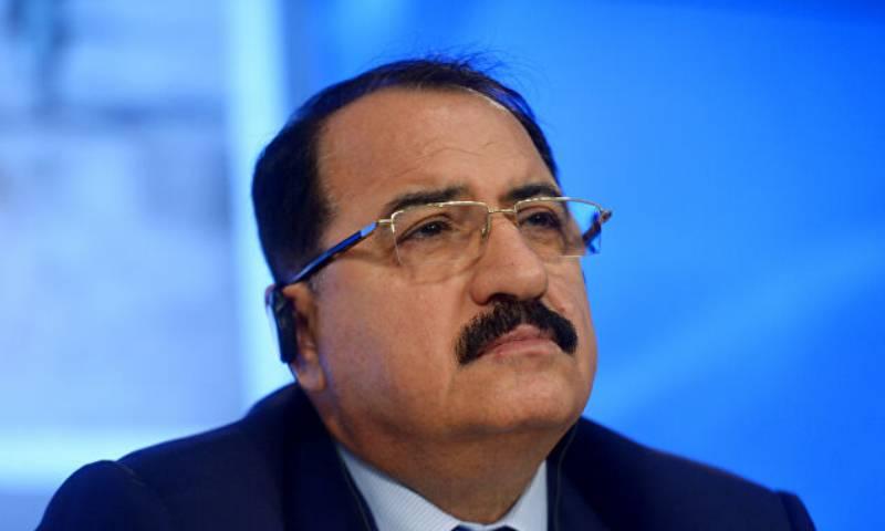السفير السوري في روسيا رياض حداد (سبوتنيك)