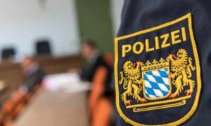 صورة تعبيرية للشرطة الألمانية (dw)