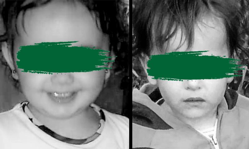 ليمار (يمين) وكنانة (يسار) قتلتا بينما كان الجاني تحت تأثير المخدرات