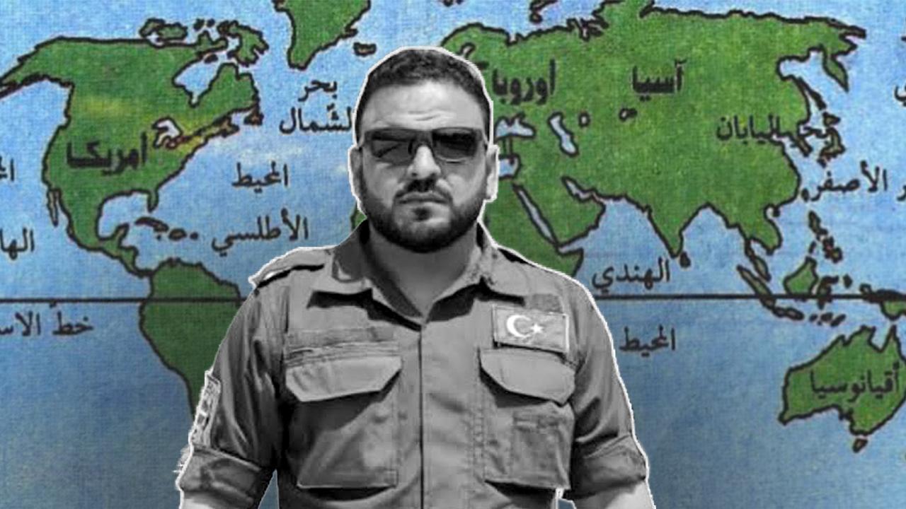 قائد القوة المركزية في فرقة السلطان شاه محمد الجاسم (تعديل عنب بلدي)