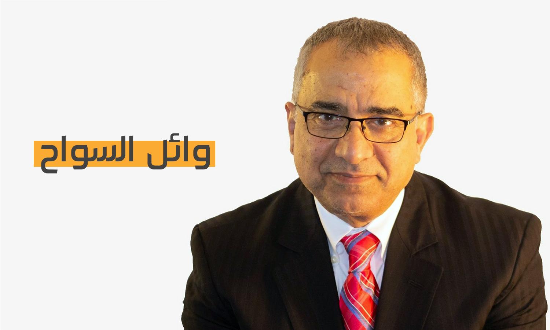 الكاتب السوري وائل السواح (تعديل عنب بلدي)