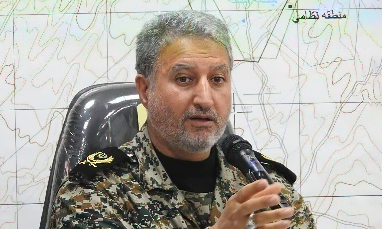 العميد محمد علي حق بين (وكالة فارس)