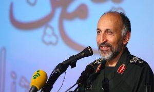 """محمد حسين زاده حجازي، نائب قائد """"فيلق القدس"""" الإيراني (الميادين)"""