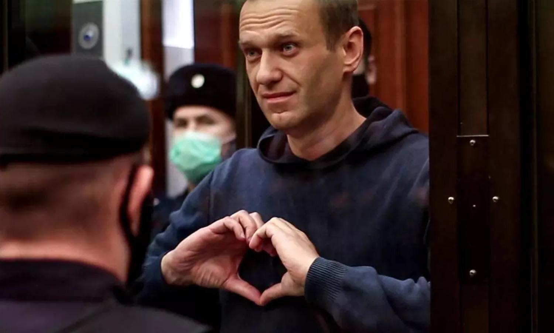 المعارض الروسي أليكسي نافالني (AFB)