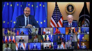 انطلاق قمة المناخ بدعوة من الرئيس الأمريكي، جو بايدن، 2021، DW.