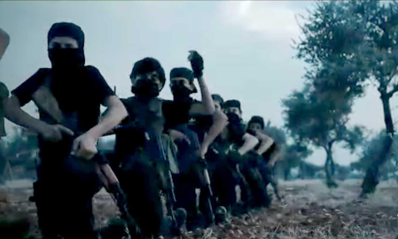 لقطة شاشة من فيلم جيل الفاتحين - 1 نيسان 2021 (عنب بلدي)