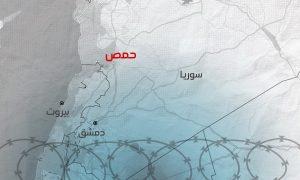خريطة تعبيرية (عنب بلدي)