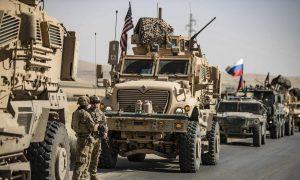 تسيير آليات أمريكية روسية مشتركة في سوريا (نيويورك تايمز)