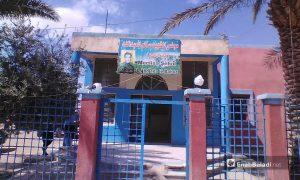مجلس بلدة الباغوز المدني في ريف دير الزور الشرقي - آذار 2021 (عنب بلدي/ حسام العمر)
