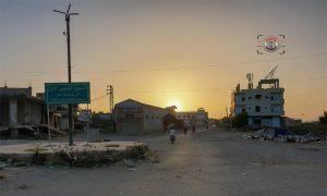 مدينة داعل في ريف درعا الشمالي - أيار 2021 (عدسة شاب داعلي)