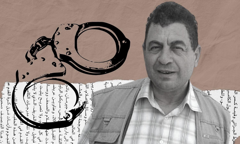الصحفي والكاتب السوري بسام سفر (عنب بلدي)
