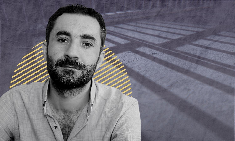 الصحفي السوري سلطان جلبي (تعديل عنب بلدي)