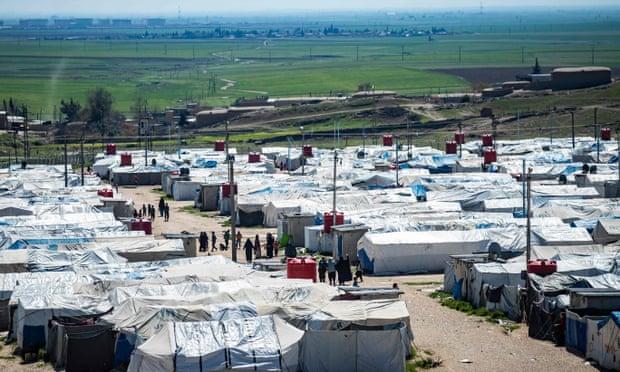 """تفتقر الحكومة الأسترالية إلى """"الإرادة السياسية"""" لإعادة النساء وأطفالهن المحتجزين في المعسكرات السورية ، حسب منظمة """"أنقذوا الأطفال"""" وكالة الصحافة الفرنسية"""