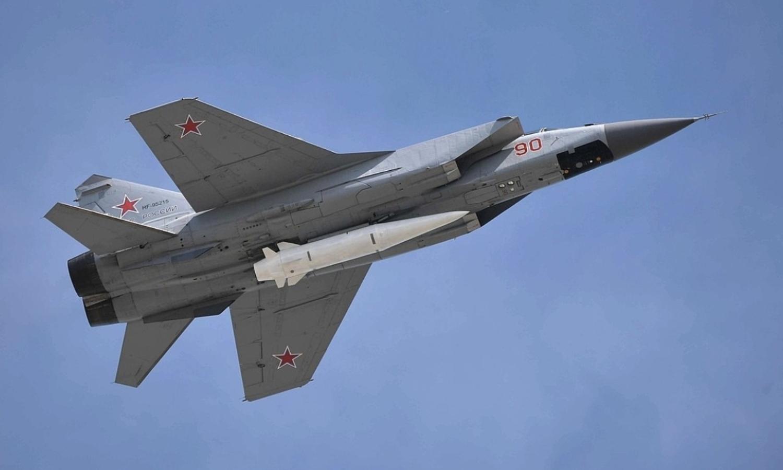"""مقاتلة """"MIG-31K"""" الروسية (Riafan)"""