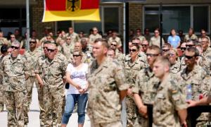 انسحاب القوات الألمانية من أفغانستان، 2021، AFP.