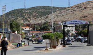 الحدود اللبنانية- السورية (رويترز)