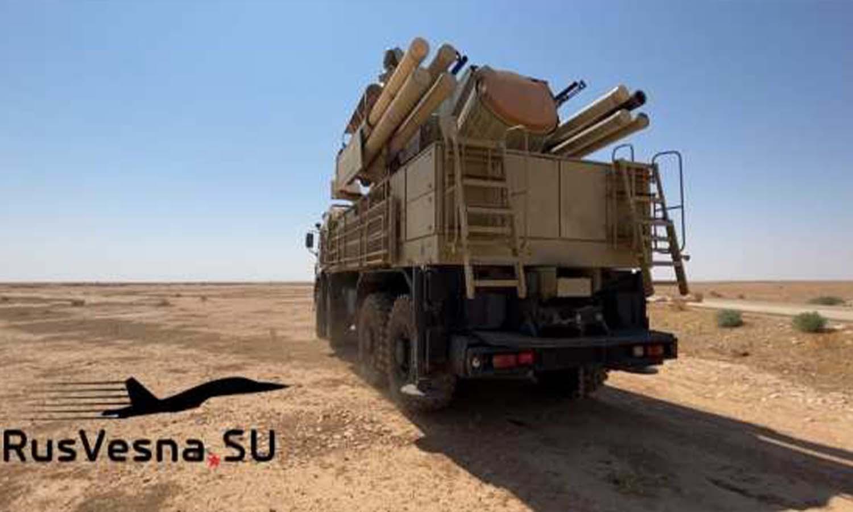تدريبات عسكرية روسية-سورية_تموز 2021 (Rusvensa)