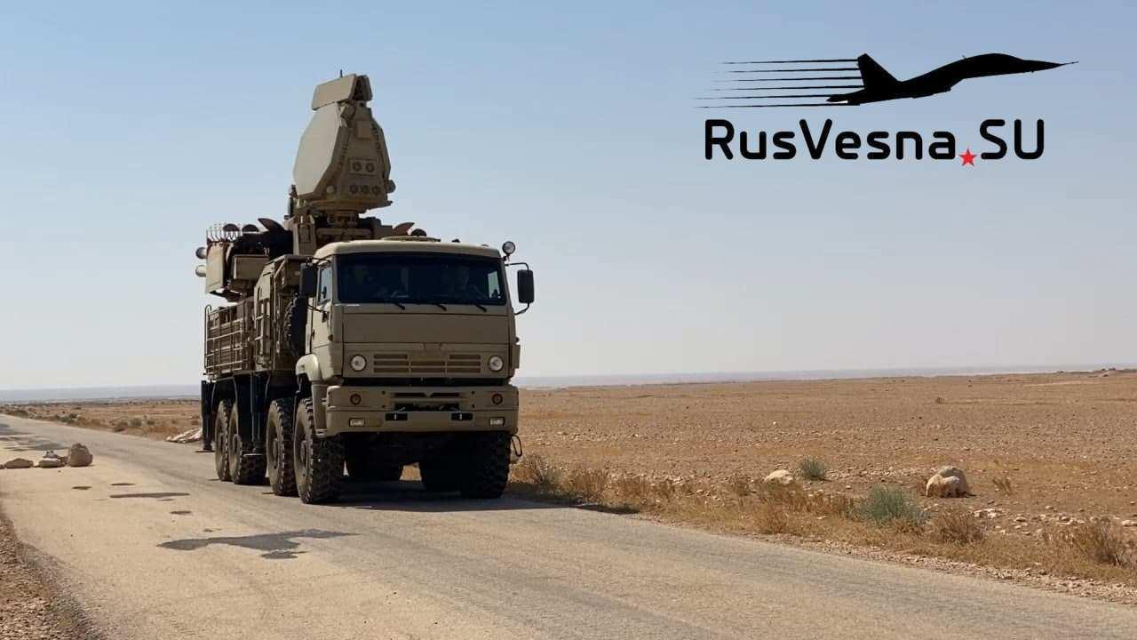 تدريبات عسكرية روسية- سورية - تموز 2021 (Rusvensa)