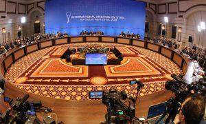 """محادثات """"أستانة"""" حول سوريا (AFP)"""