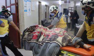 قتلى بقصف مدفعي للنظام وروسيا على قرى جبل الزاوية (الدفاع المدني السوري)