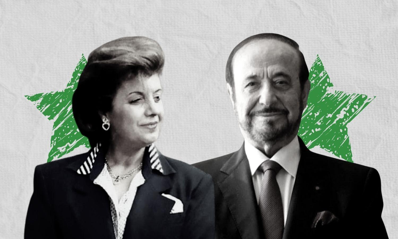 سلمى مخلوف زوجة رفعت الأسد (عنب بلدي)