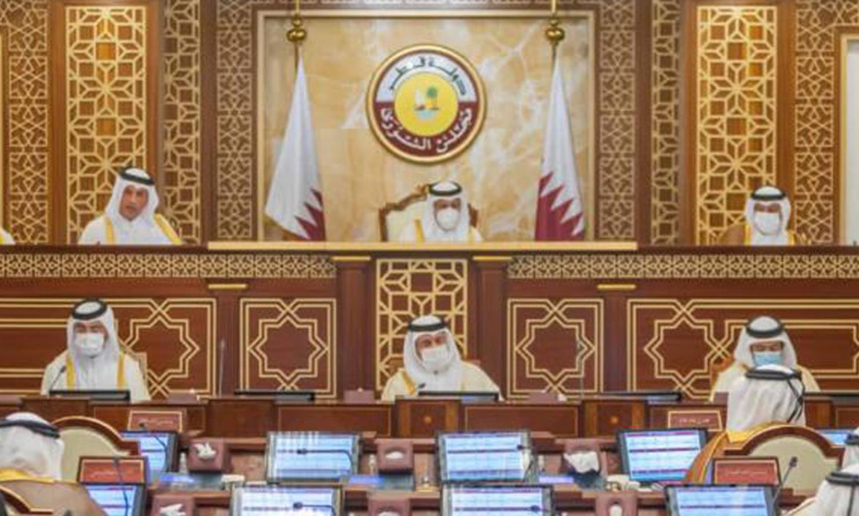 قانون انتخابي ينظم أول انتخابات تشريعية في قطر، موقع مجلس الشورى القطري، 2021.
