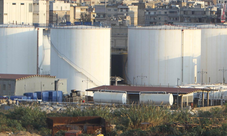 المديرية العامة للنفط في لبنان 8 من آب 2021 (هنا لبنان)