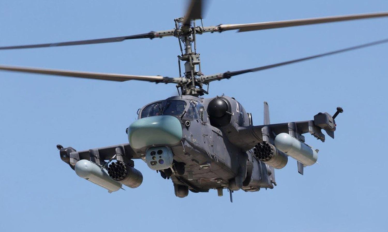 طائرات الهليكوبتر الحديثة 25 من آب (الدفاع الروسية)