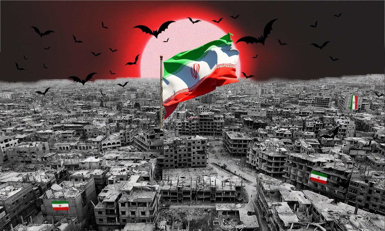 إيران تستولي على منازل في دير الزور (تعديل عنب بلدي)