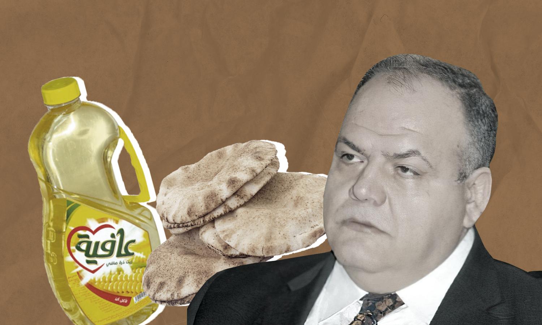 """وزير """"التجارة الداخلية وحماية المستهلك""""، عمرو سالم (تعديل عنب بلدي)"""
