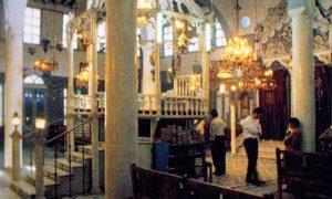 """كنيسة """"المنشارة"""" في دمشق القديمة (lovedamascus)"""