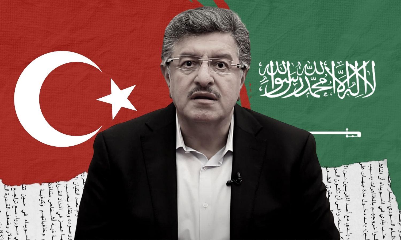 رئيس الائتلاف السوري المعارضة سالم المسلط (عنب بلدي)