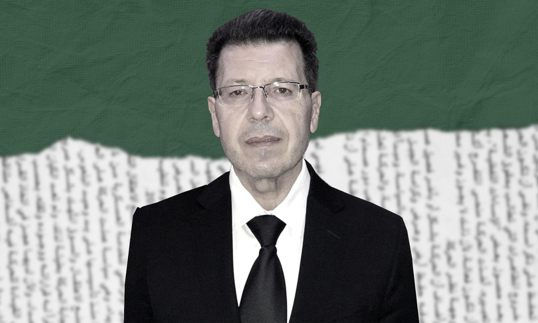 رئيس هيئة التخطيط والتعاون الدولي فادي سلطي الخليل (تعديل عنب بلدي)
