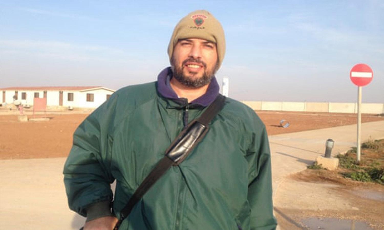 ضابط المخابرات الأردني أحمد الجالودي (The Guardian)