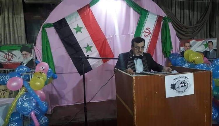 الحاج أبو صادق مدير المركز الثقافي السابق