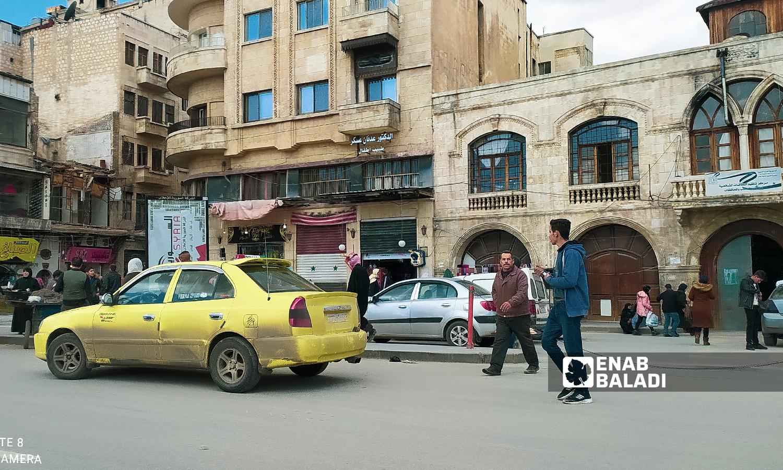 سوق التل في مدينة حلب - 18 تموز 2021 ( عنب بلدي / صابر الحلبي )