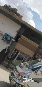 """""""صورة حصرية حصل عليها معد التقرير لأحد المكاتب التابعة للمركز الثقافي الإيراني"""